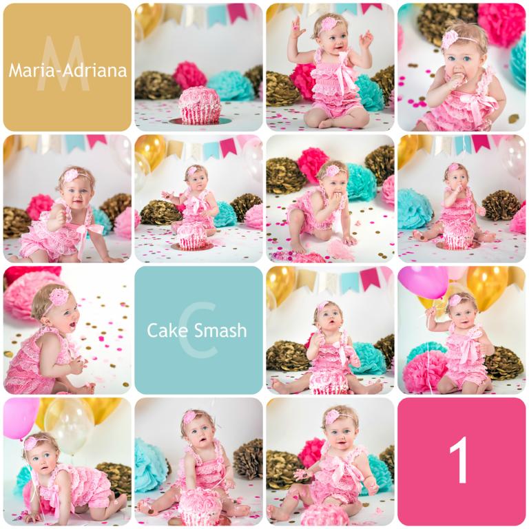 Cake Smash, Laste pildistamine, Beebi pildistamine